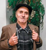 Zorba din Baragan: Nea Nicoara Frusin