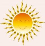 Cand soarele ne e prieten