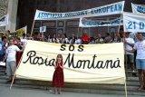 Somnul natiunii naste monstri: Rosia Montana