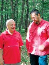 Terapia padurii - predata de un expert: Constantin Parvu