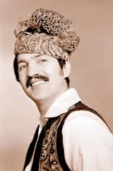 Anton Achitei, starostele cantecului moldovenesc
