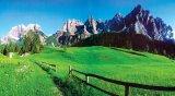 Urme romanesti in Alpii Italieni