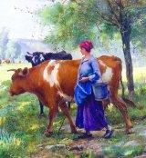 Traiasca laptele romanesc, impreuna cu neamul lui