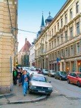 Inima Clujului - Foc Deschis
