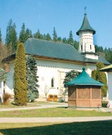 Slatina - manastirea unde vine Dumnezeu sa se odihneasca