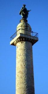 Cine a inlaturat moartea lui Decebal de pe Columna Traiana?