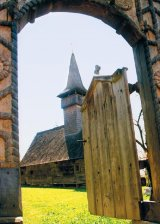 Manastirea - satul blestemat de calugari