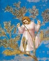 Viziuni cu ingeri si sfinti