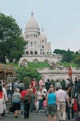 Muzica romaneasca in Montmartre