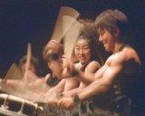 Tobosarii cei magici din Japonia