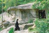 Cuibul de sihastri de la Manastirea Turnu