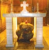 Crucea miraculoasa de la Manastirea Dervent