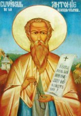 Sfantul Antonie de la Iezerul