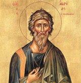 Apostolul Andrei si regii dacilor