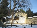 Manastirea cu sfinti vii