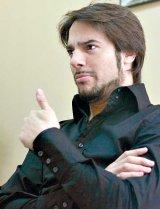 "In exclusivitate pentru ""Formula AS"" - Joaquin Cortes"