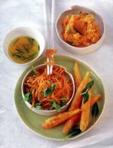 Mancaruri cu morcovi