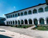 Comana, manastirea cu oseminte de sfinti