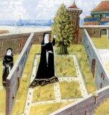 Frumusete din gradinile manastirilor