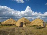 Arkaim - Cetatea Soarelui construita de geti