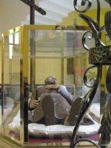 Un sfant roman se intoarce acasa: Ieremia Valahul