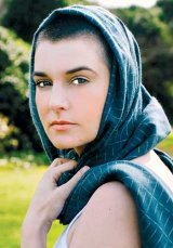 Sinead O'Connor in Romania