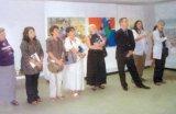 La balul culorilor - Arta femeilor in recital