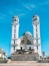 Calvarul bisericii de la Ghelari
