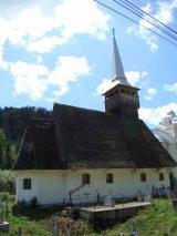 Biserica plutitoare din Garda