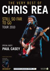 Chris Rea pe scena bucuresteana