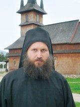 """IUSTIN MIRON - staretul Manastirii Oasa - """"Biserica poate fi locul unde se intalneste cerul cu oamenii"""""""
