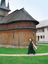 IUSTIN MIRON - staretul Manastirii Oasa -