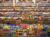 ARTA CULINARA - Intr-un supermarket american