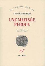 Marea Doamna a prozei romanesti - GABRIELA ADAMESTEANU -