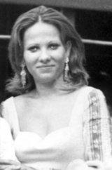 Elena Preda, sotia scriitorului -