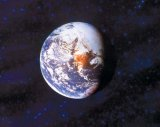 Planeta albastra se face neagra