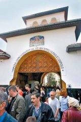Comoara Manastirii Ghighiu Icoana Maicii Domnului