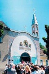 Biserica romaneasca din Viena - Preot Nicolae Dura