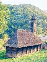 Biserica dacica din Valari