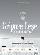 Grigore Lese si ultimii rapsozi, pe 4 decembrie la Sala Radio