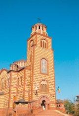 """Pr. Vasile Bota - parohul bisericii """"Sf. Apostol Andrei"""" din Oradea, cea mai frumoasa ctitorie ortodoxa din Romania"""