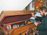 Un sirag de minuni: Schitul Huta