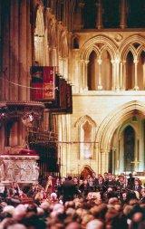 Cimitirul vesel din catedrala