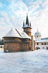 Parintele IUSTIN MIRON - staretul Manastirii Oasa