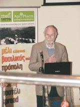 Despre farmacia albinelor, la cel mai inalt nivel