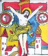 Primavara cu icoane si sfinti