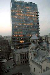 Bucurestiul vechi, aparat la Bruxelles