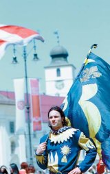 Festivalul International de Teatru de la Sibiu - Cand strada se transforma in sarbatoare