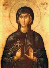 Taine ale ortodoxiei - Sfinte femei imbracate in straie barbatesti