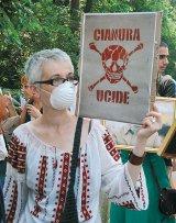 Rosia Montana condamnata la moarte